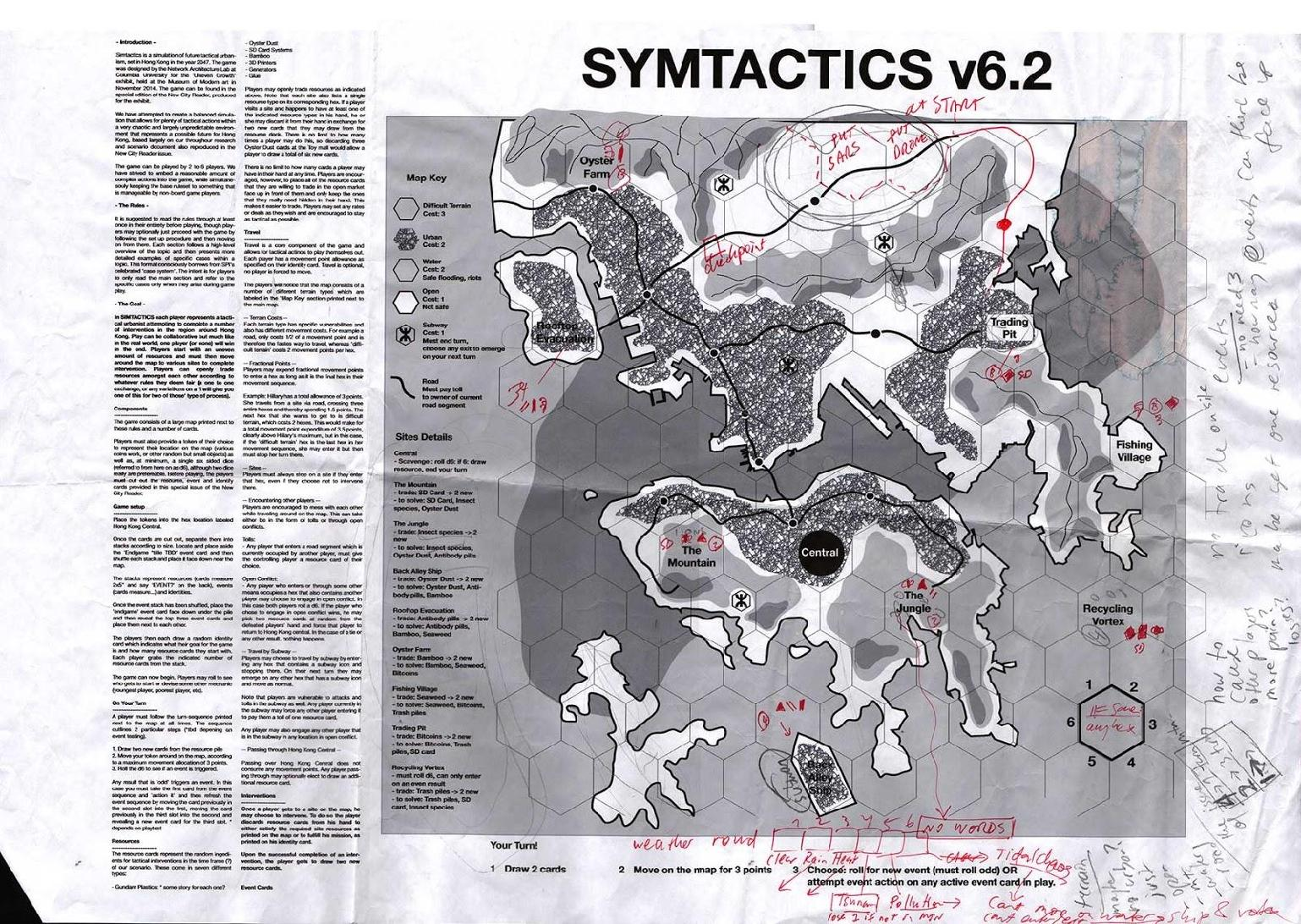 "SYMTACTICS, version 6.2 ""pre-Vienna,"" photo courtesy of Network Architecture Lab."